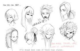 Drapery Art Hair Anatomy Art Tutorial Drapery Helpfulharrie U2022