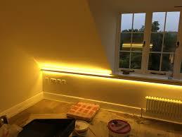 led strip u2013 up down wall and ceiling lighting lighting blog