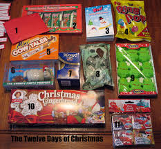 the craft patch twelve days of christmas a story and a treat