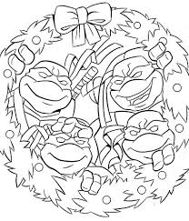 tmnt coloring book gogreenmachine org