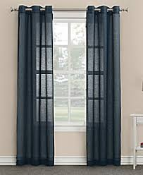 Sheer Curtains Grommet Top Sheers Curtains And Window Treatments Macy U0027s