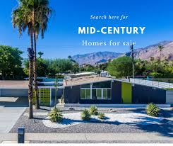 Midcentury Modern Homes - palm springs modern real estate paul kaplan group
