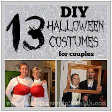 Cheap Couples Costumes 13 Halloween Costumes For Couples