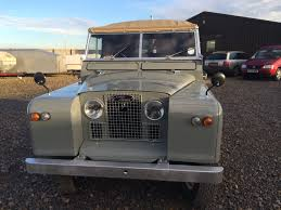 old land rover models land rover series 2 information john brown 4x4