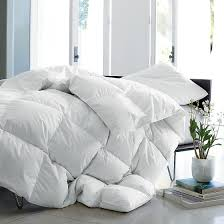 Hotel Grand Down Alternative Comforter Alberta Supersize Or Oversized Baffled Goose Down Comforter