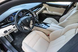 maserati quattroporte interior black maserati quattroporte saloon 2016 features equipment and