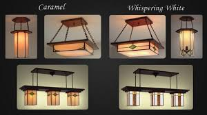 Mission Style Lighting Fixtures Charming Mission Style Lighting Dining Room 81 For Your Modern