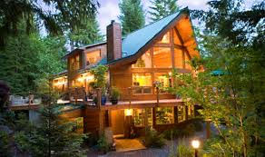 chalet building plans cedar home plans of the month blackcomb cedar homes