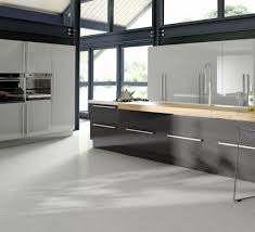 light grey acrylic kitchen cabinets light grey and fossil kitchens direct ni