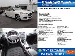 2014 ford fusion sound system ford fusion in tennessee for sale used cars on buysellsearch
