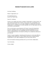 amazing project proposal cover letter sample 85 in cover letter
