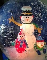 88 best frosty the snowman inflatable images on pinterest