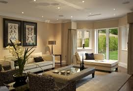 make the living room design become more comfortable