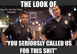 Law Enforcement Memes - meme mrw when some girl calls the university police because her