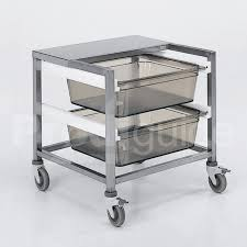 chariot inox cuisine prodiguide archive chariots inox tranche