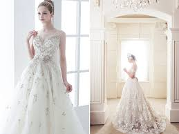 Beautiful Wedding Dresses A Touch Of Sparkle 30 Beautiful Wedding Dresses With Glittering