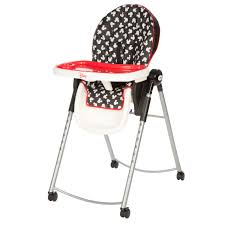 Mickey Mouse Patio Chair by Disney Adjustable High Chair Mickey Silo With Bonus Nuk Learner