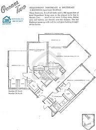 oceans two floor plans