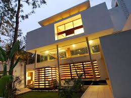 modern open concept house in bangalore idesignarch interior