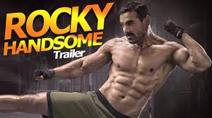 rocky handsome official trailer ft john abraham u0026 shruti hassan