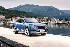 big bentley car report bentley will offer plug in hybrid versions of every model
