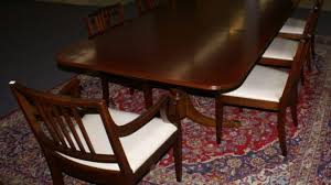 Mahogany Dining Room Furniture Modern Mahogany Dining Table Dining Furniture Pinterest At Room