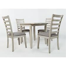 jofran 1638 380kd sarasota springs ladder back dining chair with