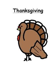 thanksgiving social story by early childhood printables tpt