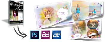 creative photo albums creative album baby vol 6 international spc srl