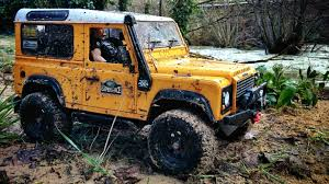 defender land rover off road land rover defender d90 rc offroad i youtube