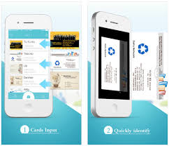 Scan Business Cards Software The Best Business Card Scanner Apps For Iphone