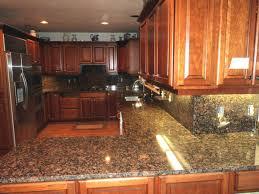 Backsplashes For Kitchens With Granite Countertops Granite Countertop Kitchen Cabinet Gallery Pictures White And