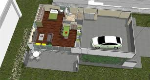 small concrete house plans sleek grills cool concrete small house plans eye on design by