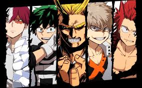 cool my hero academia wallpaper by lawton backer 2017 03 27