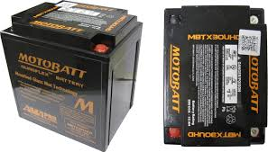 motobatt battery mbtx30uhd fully sealed ctx30 l all in black