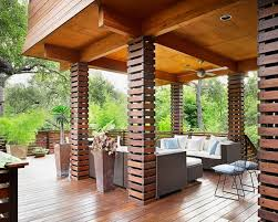Furniture For Patio Wooden Patio Covers Give High Aesthetic Value And Best Protection