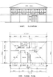 floor plan and elevation drawings two dimensional drawings