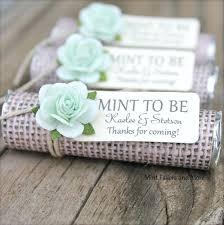 mint wedding favors wedding favors 100 wedding favor ideas that 100 wedding