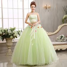 Free Shipping Flowers Aliexpress Com Buy Free Shipping Flowers Strapless Light Green