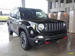 black jeep renegade 2017 black jeep renegade trailhawk 4x4 117391329 photo 4
