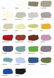 chalk paint colors picmia