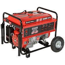 6500 w generator generators canac