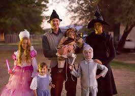 halloween costumes ideas for family of 3 have an oz some halloween my insanity