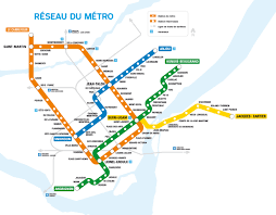 Manhatten Subway Map by Subway Map Montreal My Blog
