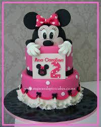 minnie mouse birthday cakes 3d minnie mouse birthday cake 39 cakes cakesdecor