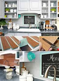 Ideas For Kitchen Backsplash 24 Low Cost Diy Kitchen Backsplash Ideas And Tutorials Amazing