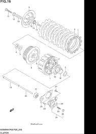 2004 suzuki gs500f clutch parts best oem clutch parts for 2004