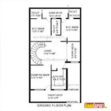 home maps design 100 square yard india house plan of 30 feet by 60 feet plot 1800 squre feet built area on