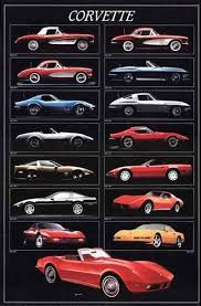 what is the year of the corvette car photos