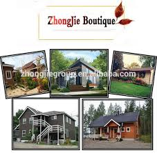 economic villa modular house light steel frame house